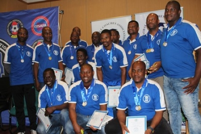 SFCA HOLDS ITS MAIDEN COACHES AWARDS
