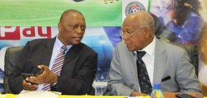 TWO MINISTERS ATTENDS THE PICK N PAY PRIMARY SCHOOL'S U15S FOOTBALL DEVELOPMENT LAUNCH