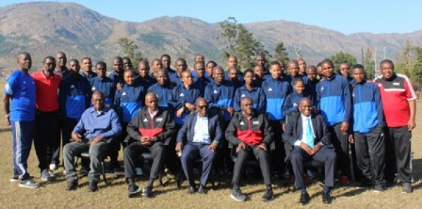 FIFA MA REFEREEING COURSE OFFICIALLY OPENED