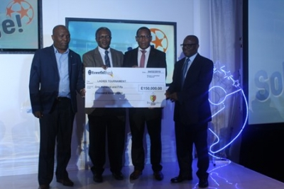 IT'S E2.9 M SPONSORSHIP FOR THE 2018/19 ESWATINI BANK