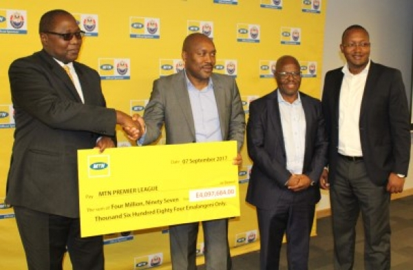 THE 2017/2018 MTN PREMIER LEAGUE OFFICIALLY LAUNCHED