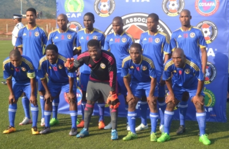 SIHLANGU EXPECTED TO PLAY AN INTERNATIONAL MATCH DURING THE 50/50 CELEBRATION