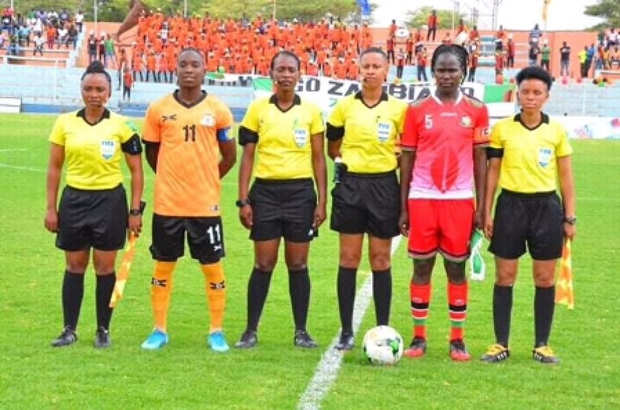 12 ESWATINI REFEREES IN THE 2021 FIFA ACCREDITED LIST OF REFEREES
