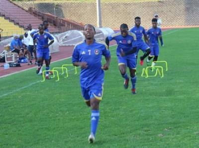 SIHLANGU PLAYERS ARE READY TO FIGHT FOR THE NATION