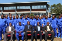 THE FIFA MA YOUTH COACHING COURSE OFFICIALLY OPENED