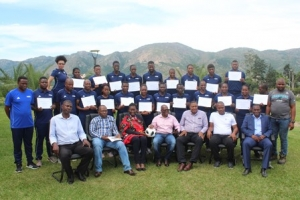 WOMEN FOOTBALL COACHES EMPOWERED BY FIFA