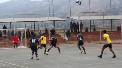 LOBAMBA NATIONAL DOMINATES IN THE FUTSAL NATIONAL CHAMPIONSHIPS