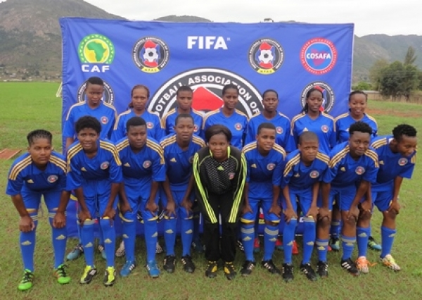 INTERNATIONAL FRIENDLY MATCH BETWEEN THE SENIOR WOMEN'S NATIONAL TEAM AND SOUTH AFRICA'S U20 NATIONAL WOMEN TEAM