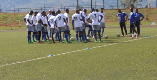 SIHLANGU PLAYERS AIM FOR THE FINALS