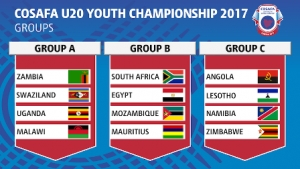 U20 MEN'S NATIONAL TEAM OFF TO LESOTHO