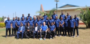 THE FIFA MA INSTRUCTOR'S COACHING COURSE OFFICIALLY OPENED