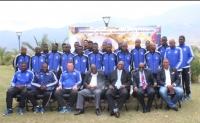 SIHLANGU SEMNIKATI OFF TO RUSTERNBURG FOR THE COSAFA CASTLE CUP COMPETITION