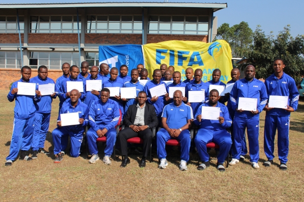 FIFA MA COACHING COURSE OFFICIALLY CLOSED