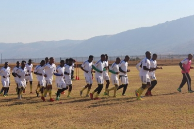 WE ARE READY TO FIGHT-SIHLANGU'S PLAYERS