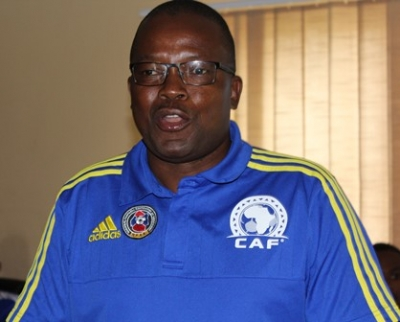 NFAS PRESIDENT URGES LOCALL COACHES TO SUPPORT SIHLANGU HEAD COACH