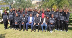 THE FIFA MA REFEREEING INSTRUCTORS COURSE OFFCIALLY OPENED