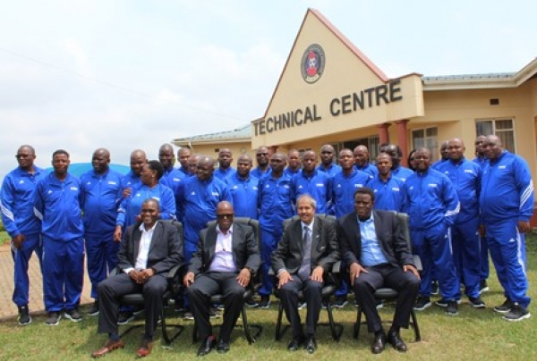 FIFA MA ADMINISTRATION COURSE OFFICIALLY OPENED