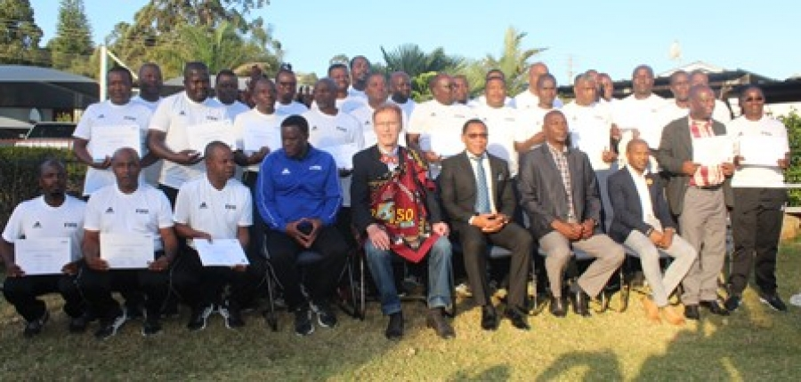 THE FIFA MA ELITE COURSE OFFICIALLY CLOSED