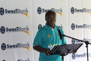 SWAZI BANK IS PLEASED WITH THE SWAZI BANK CUP