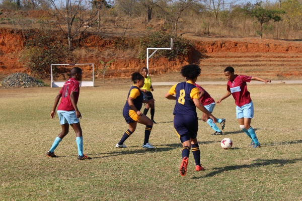 ELANGENI HIGH SCHOOL IS THE NFAS WOMEN SCHOOLS' NATIONAL CHAMPIONSHIPS