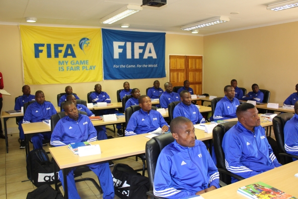 FIFA FITNESS COURSE OFFICIALLY CLOSED